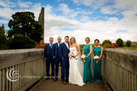Bridal Party Photos at Trim Castle-1338