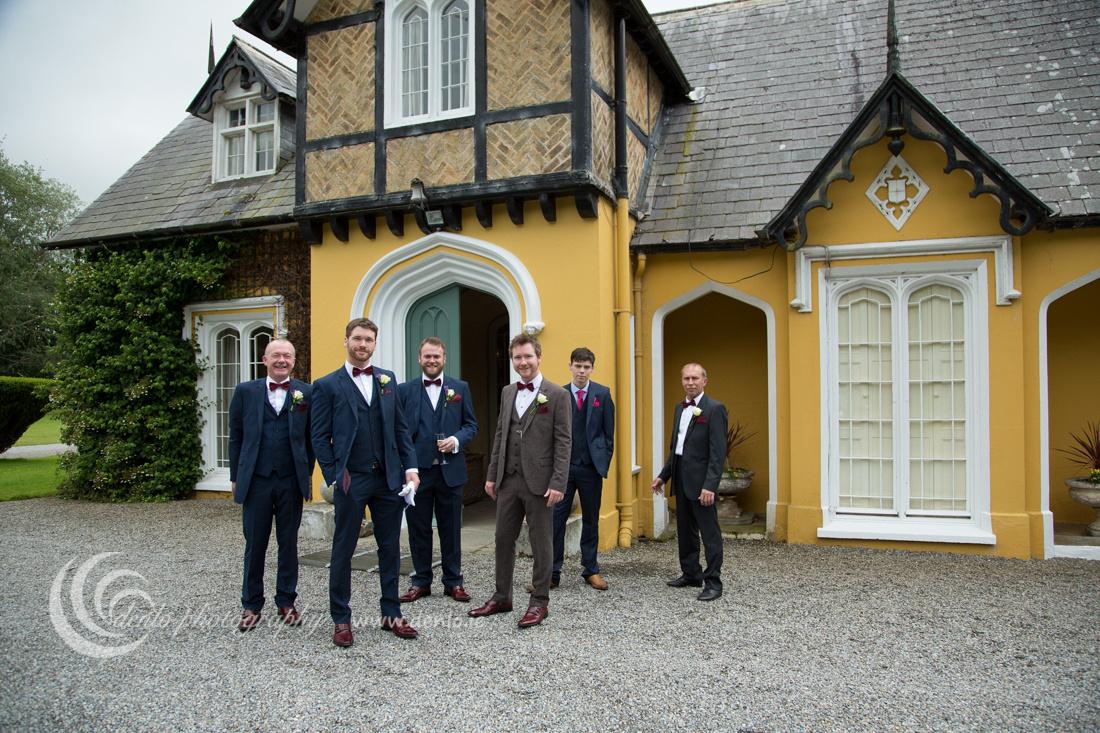 Martinstown House Wedding Preparations-9961