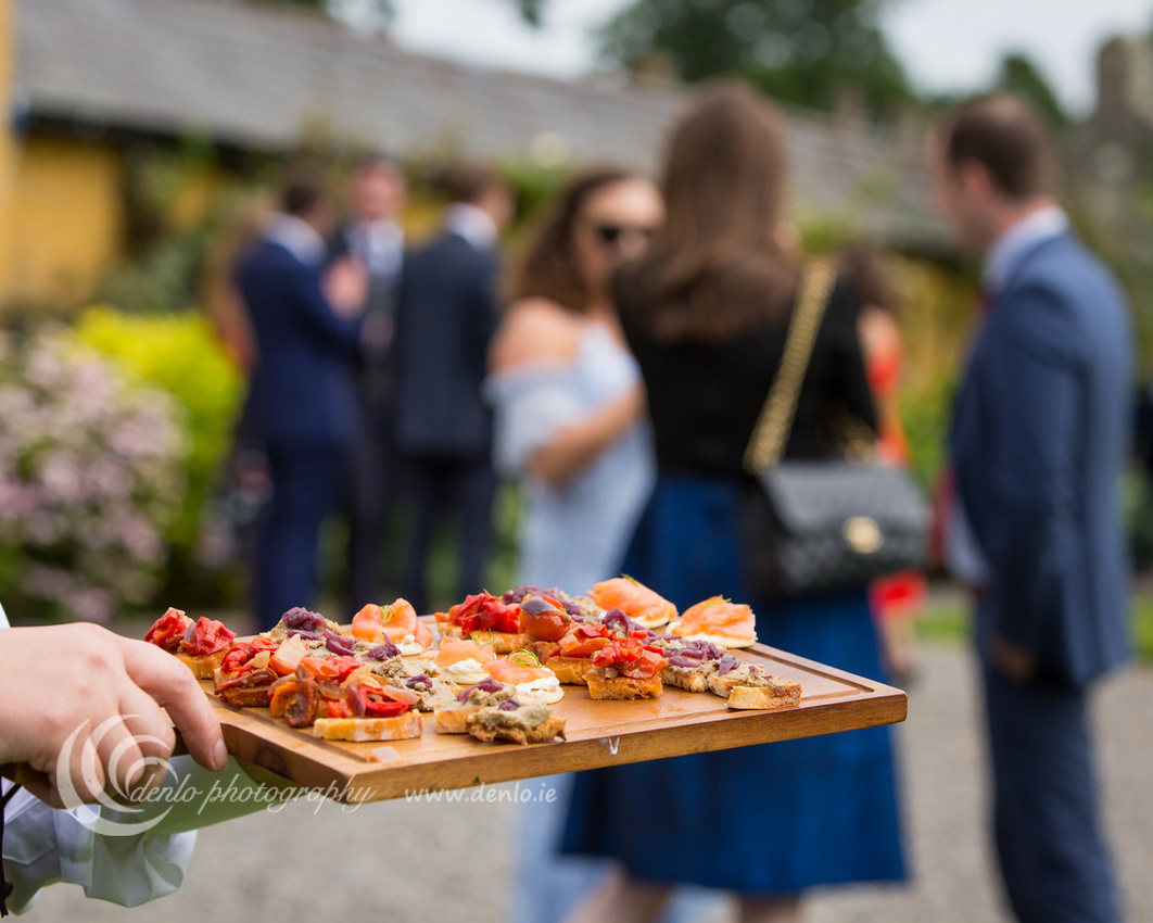 Martinstown House Wedding Drinks Reception-0236
