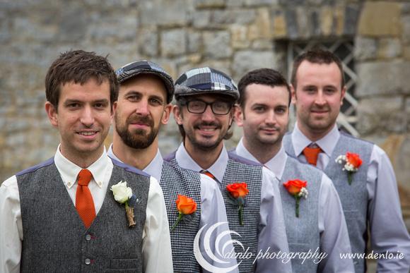 Roisin & Tim's Durhamstown Castle Wedding-1021