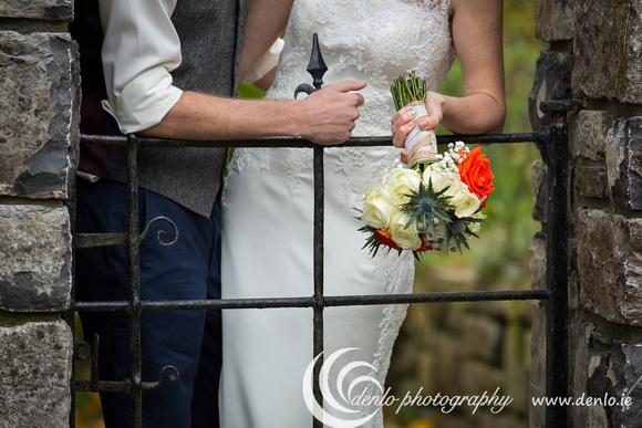 Roisin & Tim's Durhamstown Castle Wedding-1218