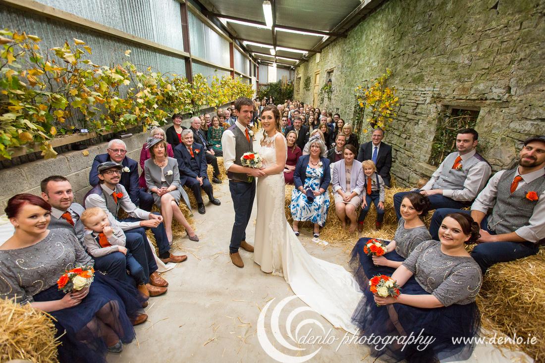Roisin & Tim's Durhamstown Castle Wedding-2101