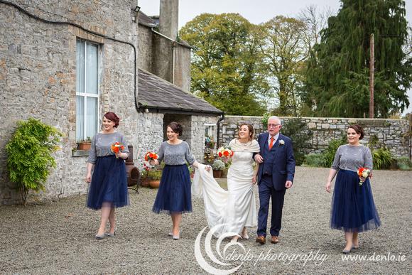 Roisin & Tim's Durhamstown Castle Wedding-2682