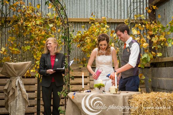 Roisin & Tim's Durhamstown Castle Wedding-2804