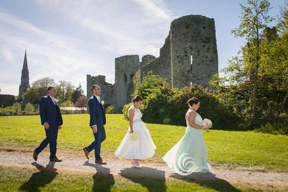 Trim Castle Bridal Party-8528