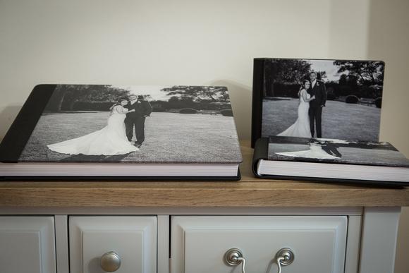 Premium wedding album 40 x 30cm