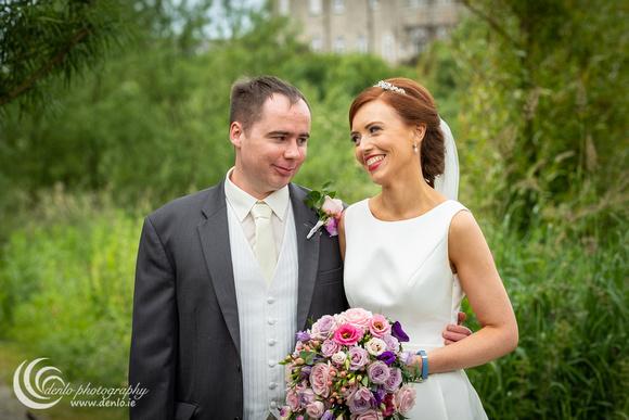 Bridal party photos at Trim Castle-0228