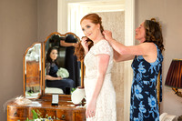 Wedding morning preparations at Clonabreany House-7127