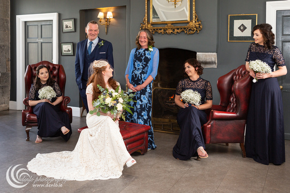 Wedding morning preparations at Clonabreany House-7162