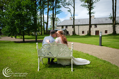 Bridal party at Clonabreany House-5677