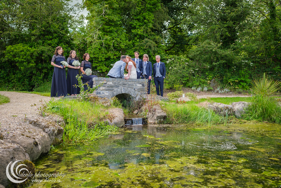 Bridal party at Clonabreany House-5770