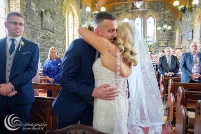 Culmullen Church wedding ceremony Ciara Shane-1359