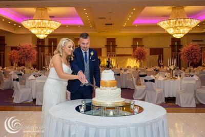 Knightsbrook Hotel wedding drinks reception-1556