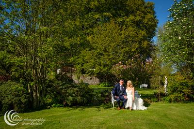 Knightsbrook Hotel wedding bride and groom-1608