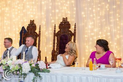 Knightsbrook Hotel wedding speeches Ciara Shane-3121
