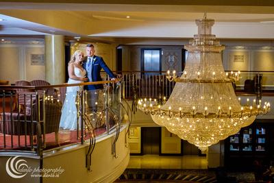 Knightsbrook Hotel wedding reception-1798