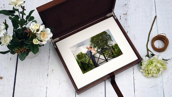 Premium Wedding Package Folio Box 1