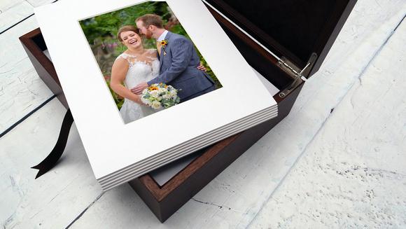 Premium Wedding Package Folio Box 2