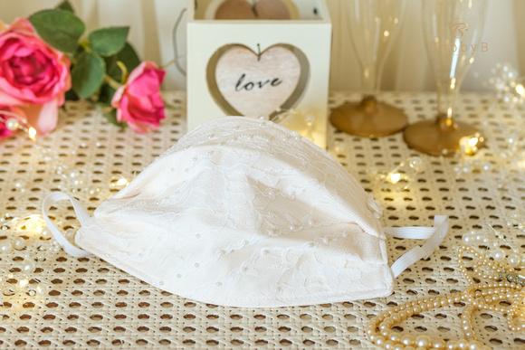 Bobby B Bridal Bridal Face Mask