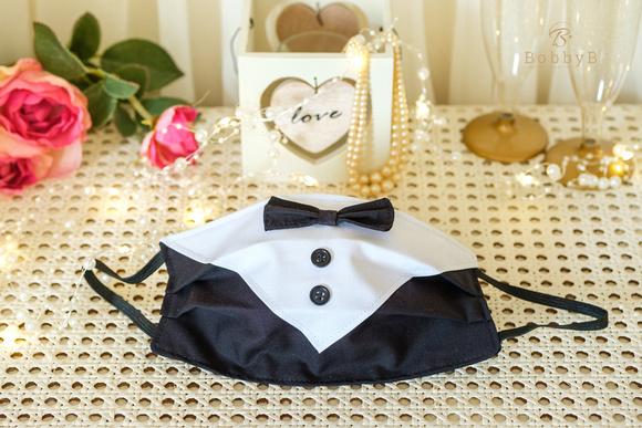 Bobby B Bridal Grooms Face Mask