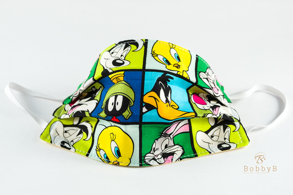 BobbyB Face Mask Looney Tunes