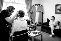 Bridal preparations in Moyvalley-5708