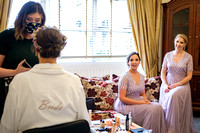 Bridal preparations in Moyvalley-5793