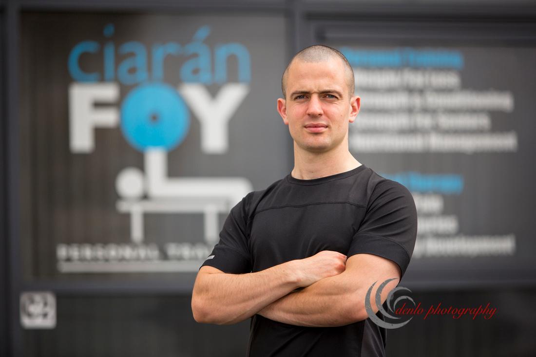 Ciarán Foy. Personal Trainer.